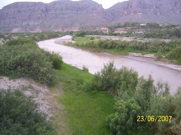 Rio Bravo River